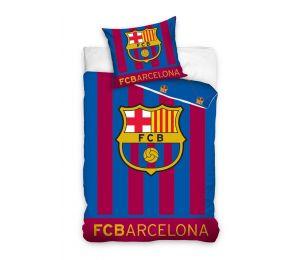 Pościel herb, pasy FC Barcelona (160x200 + 70x80)