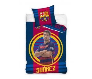 Pościel Suarez FC Barcelona (160x200 + 70x80)