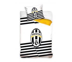 Pościel pasy, logo Juventus Turyn (160x200 + 70x80)
