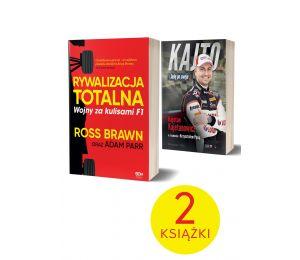 Pakiet: Rywalizacja totalna + Kajo. Kajetan Kajetanowicz