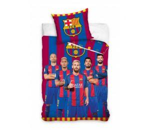 Pościel 5 piłkarzy Barcelona (160x200 + 70x80)