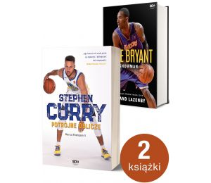 Pakiet: Stephen Curry + Kobe Bryant. Showma