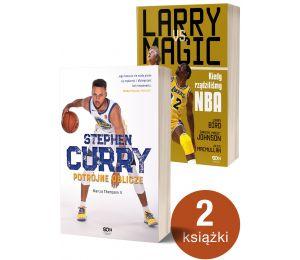 Pakiet: Stephen Curry. Potrójne oblicze + Larry vs Magic