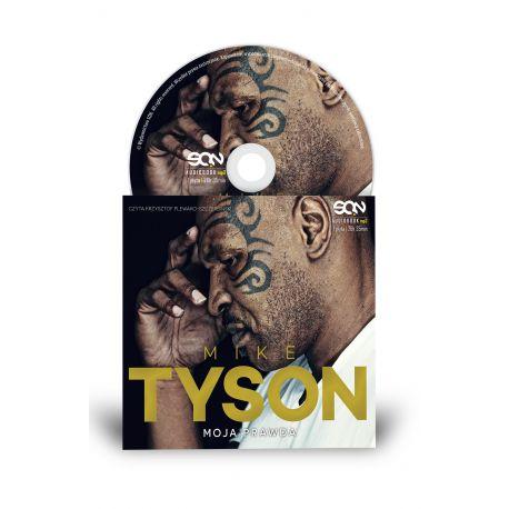 (audiobook - płyta CD) Mike Tyson. Moja prawda