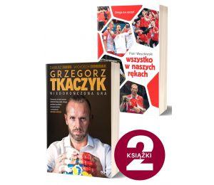 Pakiet: Grzegorz Tkaczyk + Wszystko w naszych rękach