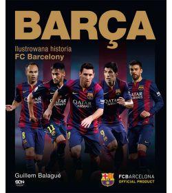 BARCA. Ilustrowana historia FC Barcelony