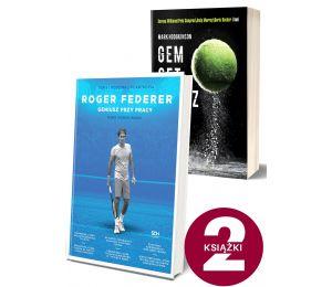 Roger Federer. Geniusz przy pracy