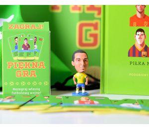 Pakiet: Piękna gra + figurka Ibra + plecak + karty
