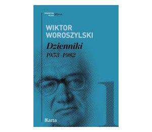 Dzienniki 1953-1982 T.1