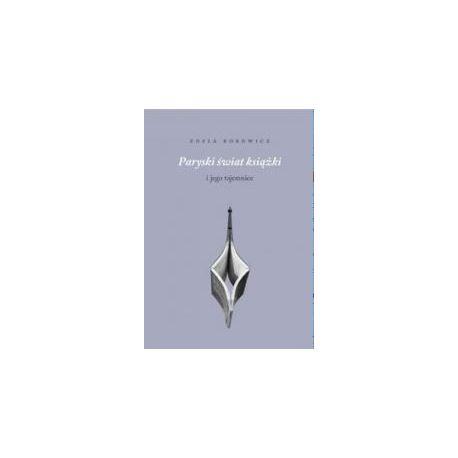 Paryski świat książki i jego tajemnice