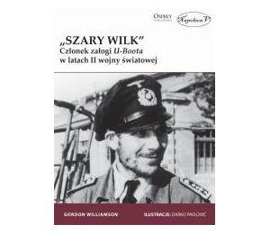 Szary Wilk członek załogi U-Boota