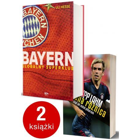 Pakiet: Bayern. Globalny superklub + Philipp Lahm