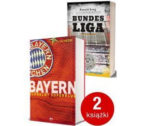 Pakiet: Bayern. Globalny superklub + Bundesliga. Niezwykła opowieść