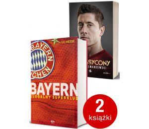 Pakiet: Bayern. Globalny superklub + Robert Lewandowski. Nienasycony