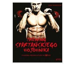 okladka-ksiazka-kulturystyczna-trening spartanskiego-wojownika