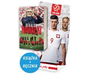 Okladka-pakietu-sportowego-Dekalog-Nawalki-i-ręcznik-pzpn-dostepnego-w-ksiegarni-sportowej-LaBotiga.pl