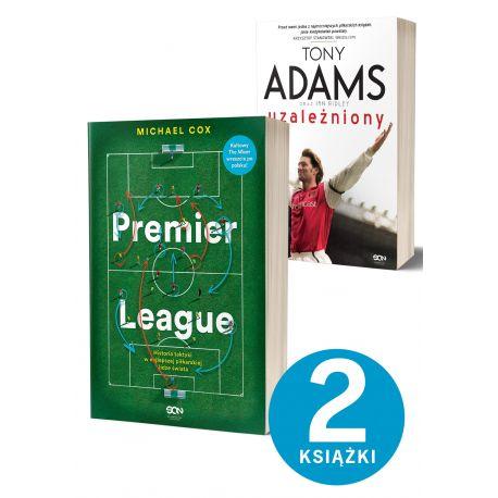 Pakiet: Premier League + Tony Adams. Uzależniony