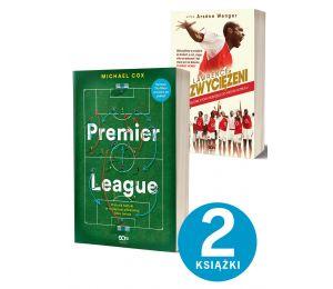 Pakiet: Premier League + Niezwyciężeni. Arsenal.