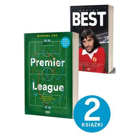 Pakiet: Premier League + George Best. Najlepszy